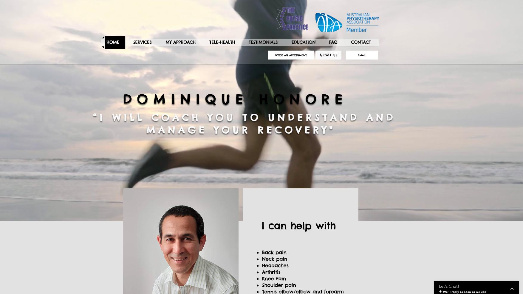 Dominique Honore