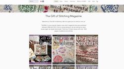 The Gift of Stitching Magazine
