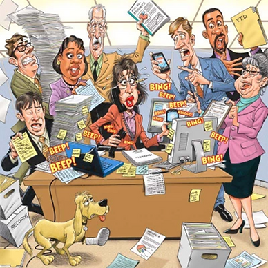 Work Gossip Forum