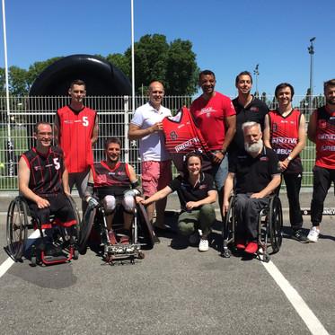 Lancement du Fonds de Dotation du Stade Toulousain