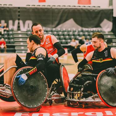 Quad Rugby : Championnat d'Europe 2019 #RoadToTokyo2020