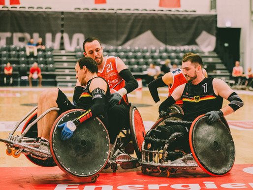 Quad Rugby : Championnat d'Europe 2019 #RoadToTokyo2020