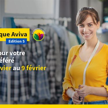 La Fabrique Aviva : votez pour le STRH !