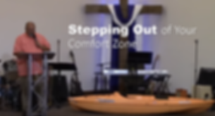Jeff Williams May 2019 Stepping Out of Y