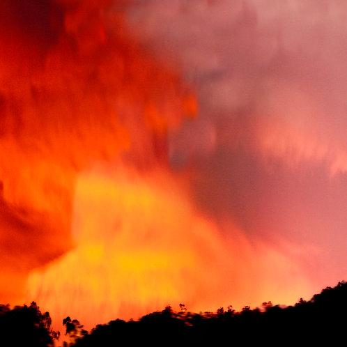 'Firey Sky'