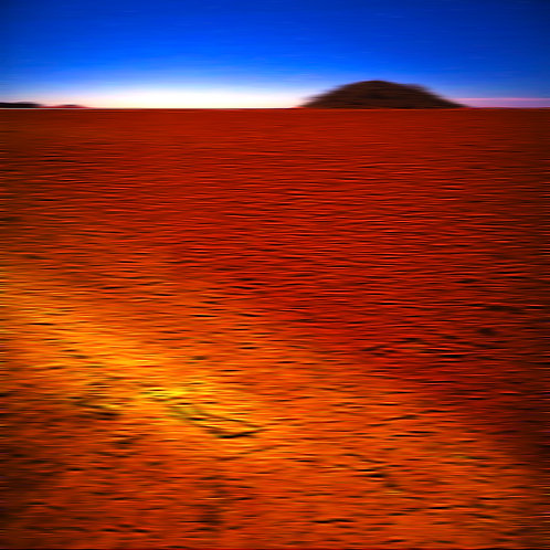 'Night Desert'