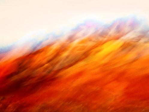 'Painted Desert'- Landscape