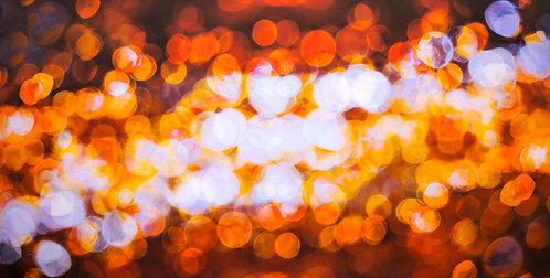 Sun Glitter IX | 167 cm (W) x 84 cm (H) x 3.5 cm | Acrylic on Canvas | SOLD