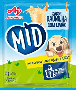 MID® REFRESCO 25gr  - Sabores Exclusivos