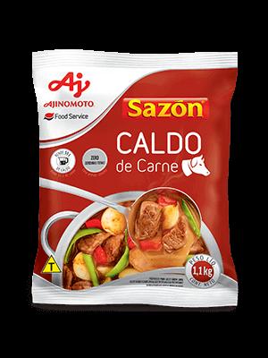 Caldo Sazón® Profissional 1,1 kg.