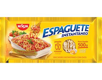Espaguete 500gr