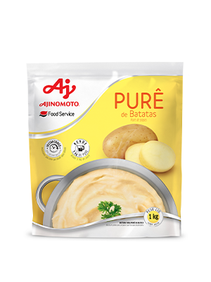 Purê de Batatas Ajinomoto® 1 Kg
