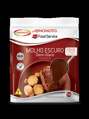 Molho Escuro Demi-Glace Ajinomoto® 1KG