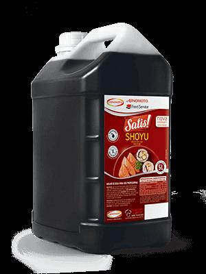 SATIS!™ Molho Shoyu Profissional 5 litros