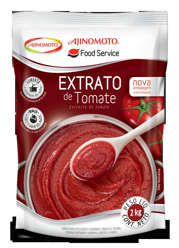 EXTRATO DE TOMATE AJINOMOTO®