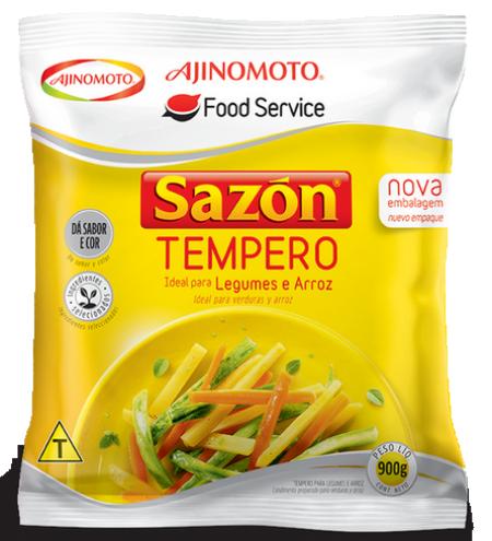 TEMPERO SAZÓN® PROFISSIONAL LEGUMES