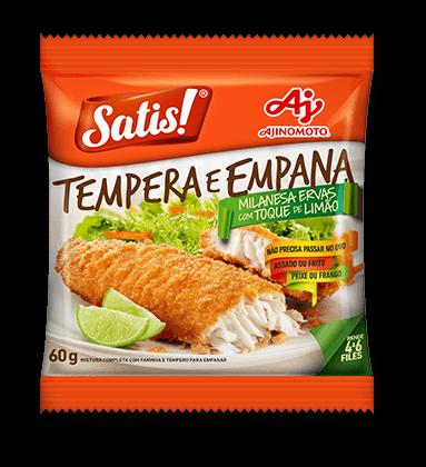 Satis!® Tempera e Empana 60gr