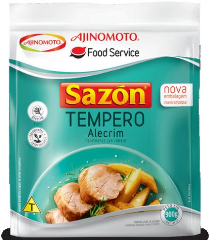TEMPERO SAZÓN® PROFISSIONAL ALECRIM