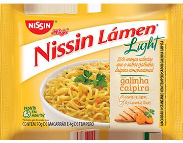 Nissin Miojo Lámen Light