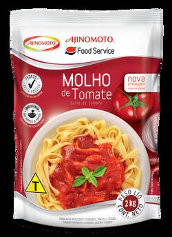 MOLHO DE TOMATE AJINOMOTO®