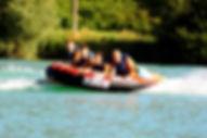 lac de Saint Clar, O'Gliss 32, le restaurant du lac, base de loisirs
