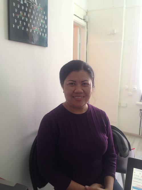 Марелин, 44. филиппинка