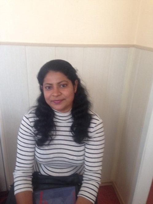 Jayanthi Шри-ланкийка