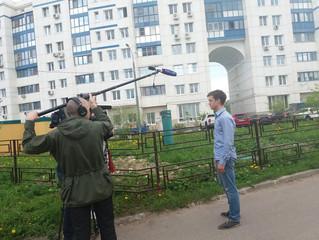 Россия 24 о Нас!