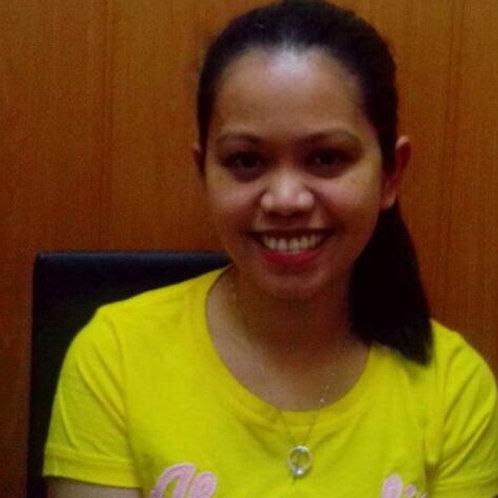 Аубрей, 34 года  филиппинка