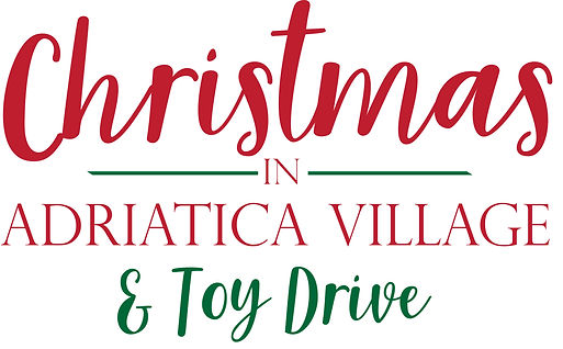 Christmas In Adriatica Logo Toy Drive Ou