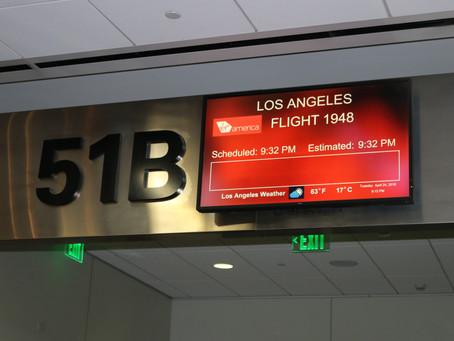 Virgin America Flight 1948 The Final Party 35,000 Feet in The Sky