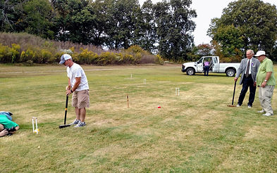 Jackson Tennessee Croquet Media Event