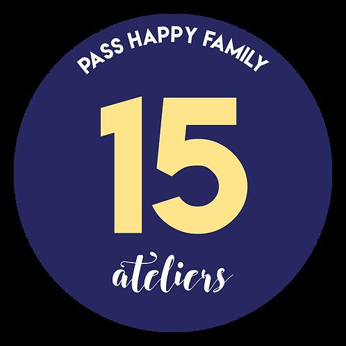 PASS 15 ateliers