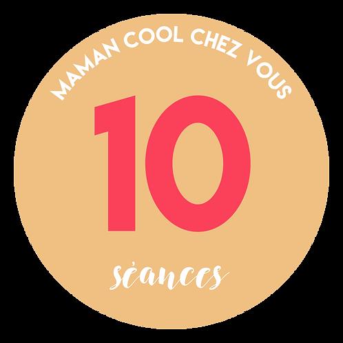 PASS 10 séances