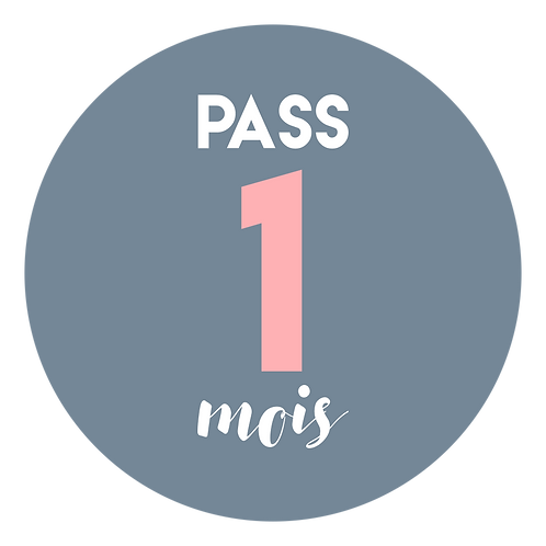 PASS 1 mois