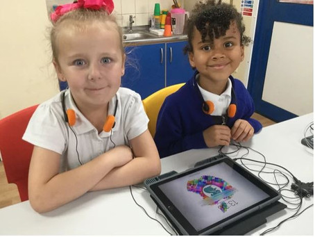 Year 2 - Learning To Use Garage Band