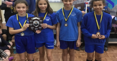 Cross Country Success for Bilston CE Primary