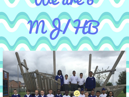 Welcome Year 6!