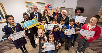 Pupils highlight Fairtrade issues with winning poster designs