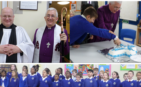 Visit of the Right Reverend Bishop of Lichfield Michael Ipgrave