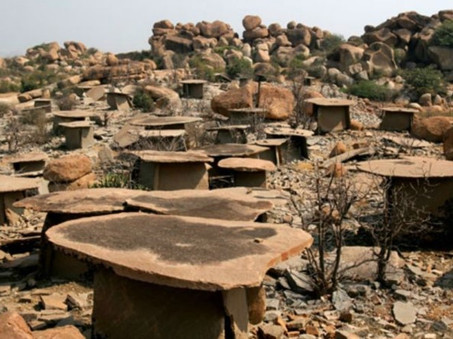 The Ghost Town of Hirebenkal- Karnataka