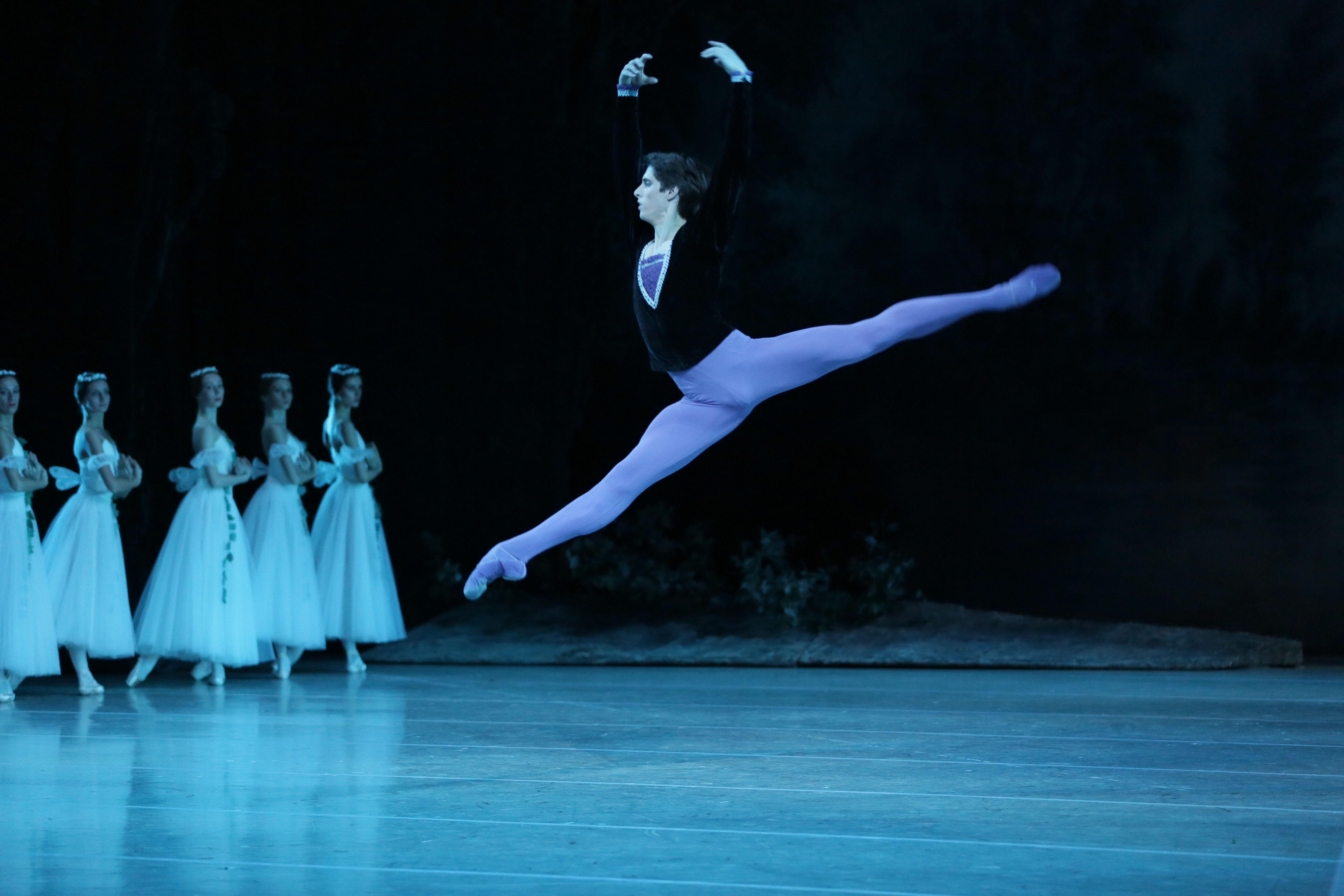 Giselle Act 2, photo N. Razina