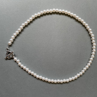 Pearl necklace !