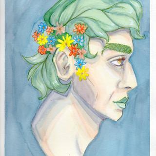 Flower boy 002