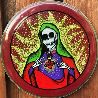 Virgin Mary Skeleton