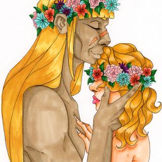 Ruled Roses
