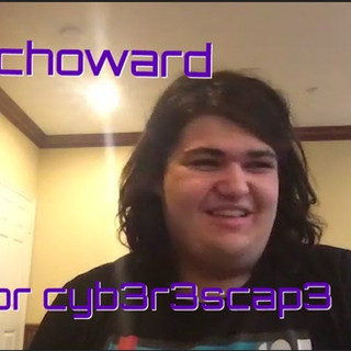 PSYCHOWARD FOR CYB3R 3SCAP3