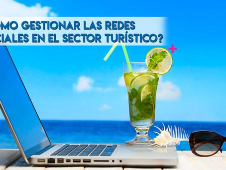 ¿Cómo gestionar las redes sociales en el sector del turismo?