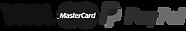 Ediciones Cryd-Logos Visa Master y Paypa