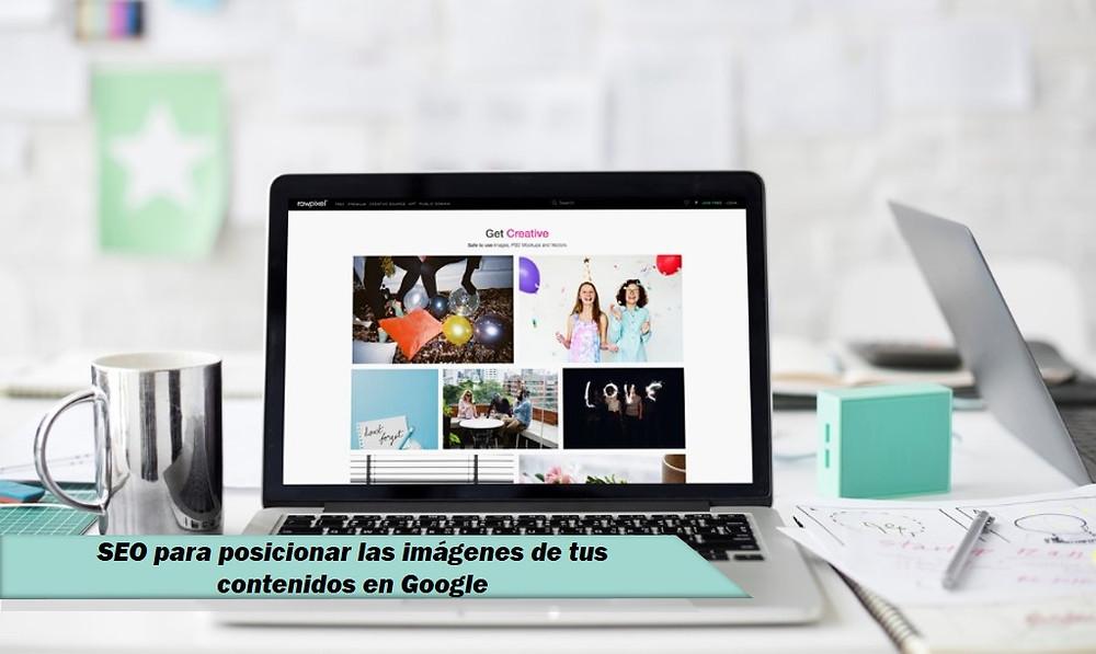 SEO para posicionar las imágenes de tus contenidos en Google